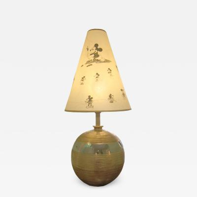Ceramiche Zaccagnini Table Lamp