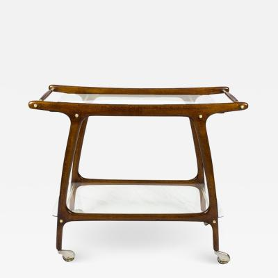Cesare Lacca BAR CART BY CESARE LACCA ITALY 1950
