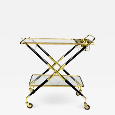 Cesare Lacca BAR CART WITH TRAY BY CESARE LACCA