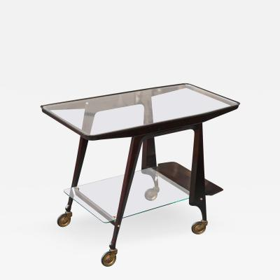 Cesare Lacca Bar Cart by Cesare Lacca made in Italy in 1955