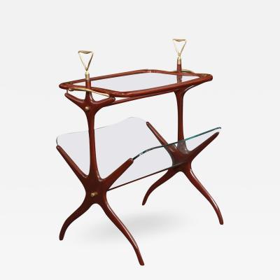 Cesare Lacca Magazine Table Designed By Cesare Lacca
