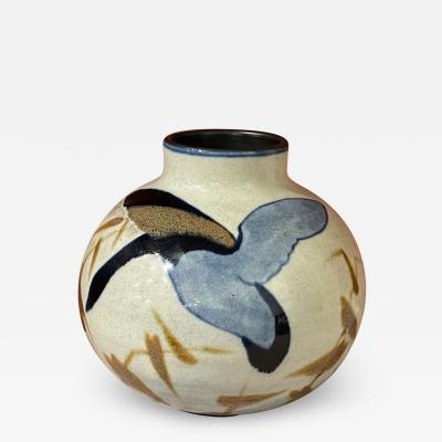 Charles Catteau Boch Freres Charles Catteau Animal Stoneware Art Deco Goose Rare