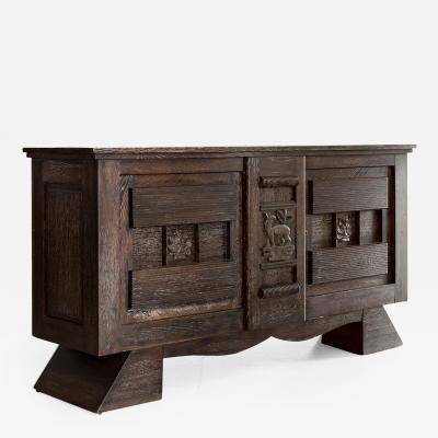 Charles Dudouyt CHARLES DUDOUYT ATTRIBUTED SIDEBOARD