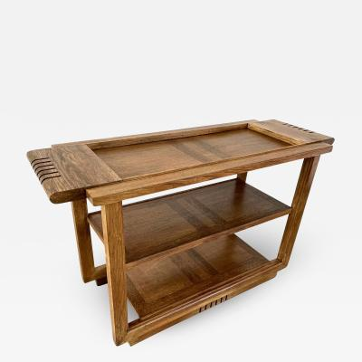 Charles Dudouyt CHARLES DUDOUYT CONSOLE TABLE