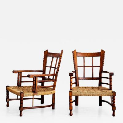 Charles Dudouyt CHARLES DUDOUYT LOUNGE CHAIRS