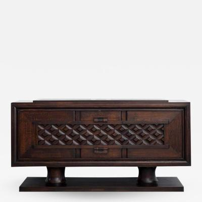 Charles Dudouyt CHARLES DUDOUYT SIDEBOARD CIRCA 1930S