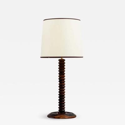 Charles Dudouyt CHARLES DUDOUYT TABLE LAMP