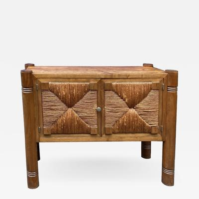 Charles Dudouyt Charles Dudouyt low cabinet