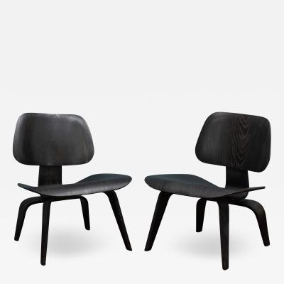 Charles Eames Charles Eames LCW Lounge Chairs