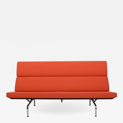 Charles Eames Compact Sofa by Charles Eames for Herman Miller