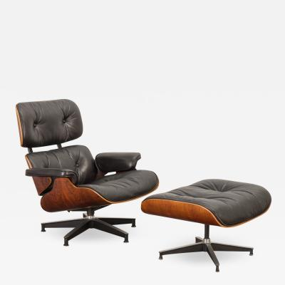 Charles Eames Eames 670 Lounge Chair and 671 Ottoman