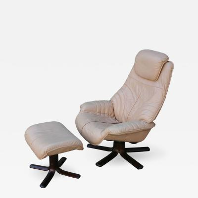 Charles Eames Eames Style Chair and Ottoman