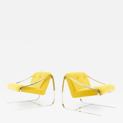Charles Gibilterra Charles Gibilterra Plaza Lounge Chairs for Brueton