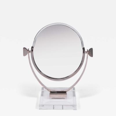 Charles Hollis Jones 1970 s American Vanity dressing mirror by Charles Hollis Jones