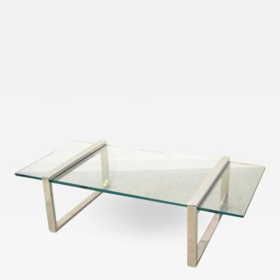Charles Hollis Jones Charles Hollis Jones Box Coffee Table