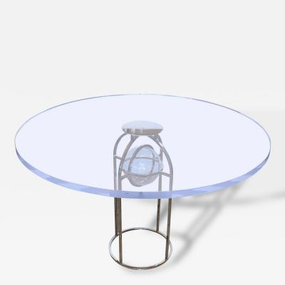Charles Hollis Jones Charles Hollis Jones Bullet Dining Table