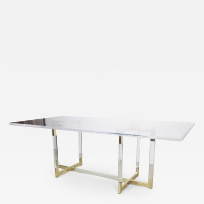 Charles Hollis Jones Charles Hollis Jones Metric Dining Table