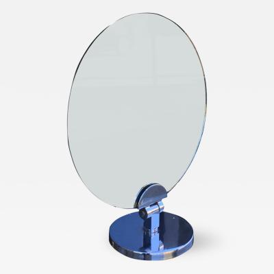 Charles Hollis Jones Charles Hollis Jones Swivel Vanity or Table Round Mirror