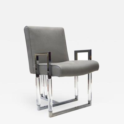 Charles Hollis Jones Metric Arm Chair by Charles Hollis Jones