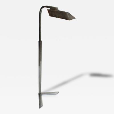 Charles Hollis Jones Rare 1973 Signed Charles Hollis Jones Pharmacy Floor Lamp