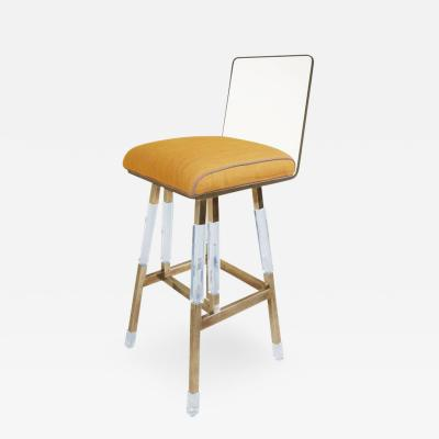 Charles Hollis Jones Vintage Charles Hollis Jones Barstool