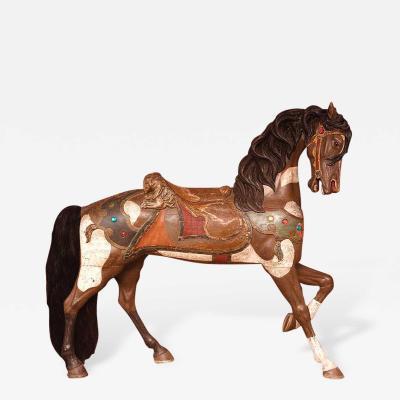 Charles I D Looff Charles I D Looff Carousel Horse Coney Island New York