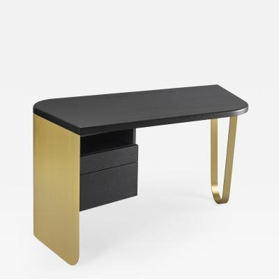 Charles Kalpakian critoire Desk Ebonized Oak