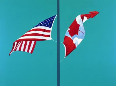 Charles Pachter Side by Side