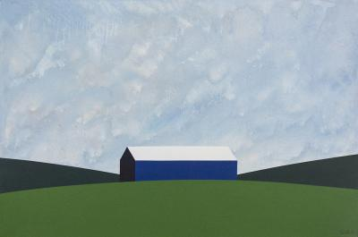 Charles Pachter Skybarn