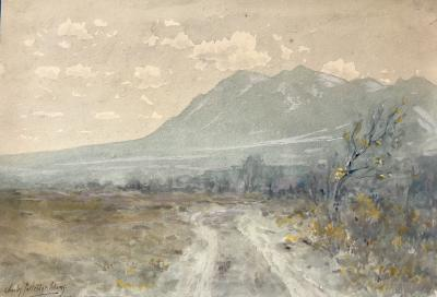 Charles Partridge Adams Colorado Rockies