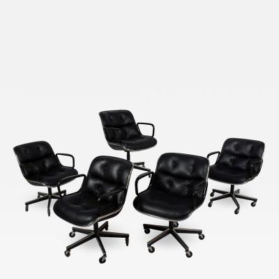 Charles Pollock Charle Pollock famous office chair for Knoll