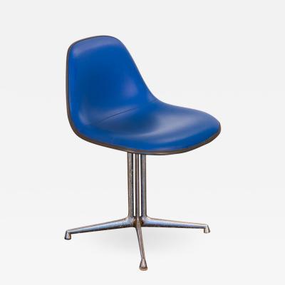 Charles Ray Eames Blue La Fonda Eames Chair