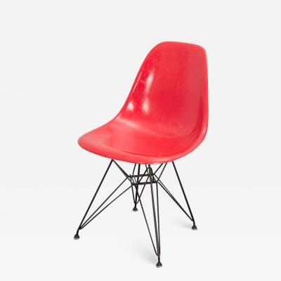 Charles Ray Eames Candy Red Eames Shell Chair
