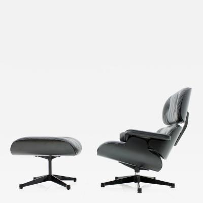 Charles Ray Eames Charles James Lounge Chair Black Black