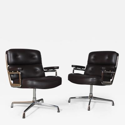 Charles Ray Eames Charles and Ray Eames Lobby Chair ES 108
