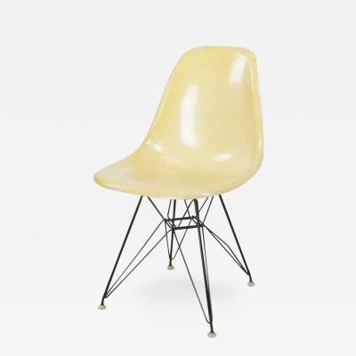 Charles Ray Eames DSR Eiffel Base Side Chair by Charles and Ray Eames for Herman Miller