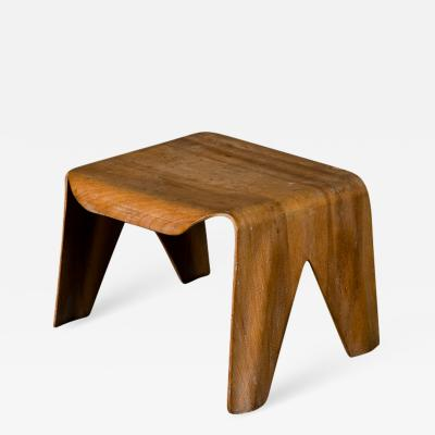 Charles Ray Eames EAMES PLYWOOD STOOL