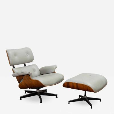 Charles Ray Eames Eames 670 Lounge Chair and 671 Ottoman