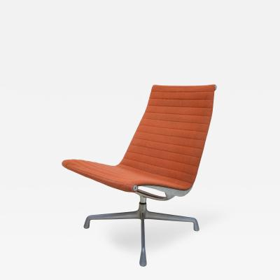 Charles Ray Eames Eames EA33 Aluminium Group Lounge Chair for Herman Miller