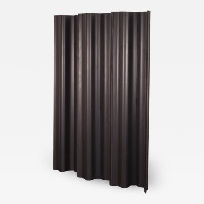 Charles Ray Eames Eames Ebonized Folding Wood Screen FWS 6