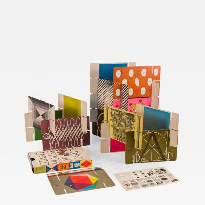 Charles Ray Eames Eames Giant House of Cards