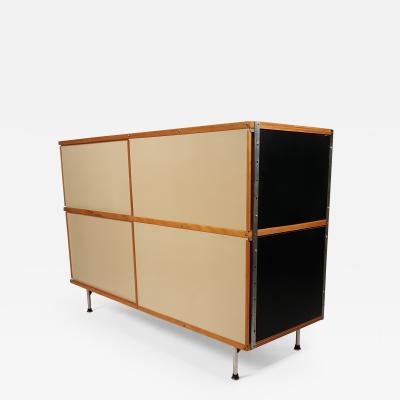Charles Ray Eames Early ESU 200 Storage Unit by Charles Ray Eames for Herman Miller