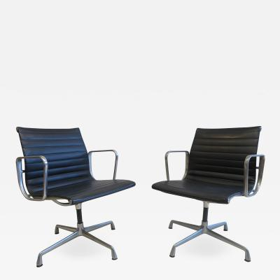 Charles Ray Eames Herman Miller Aluminum Group Management Chairs