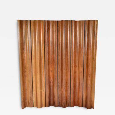 Charles Ray Eames Molded Rosewood Plywood Folding Screen FSW 6 for Herman Miller 57 of 500