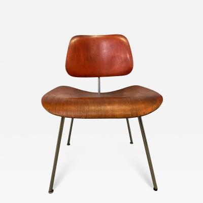 Charles Ray Eames Red Analine Dye DCM Designed by Charles and Ray Eames