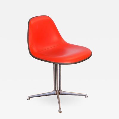 Charles Ray Eames Red La Fonda Eames Chair