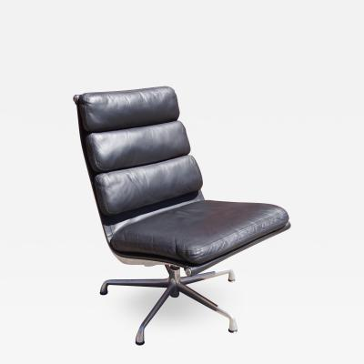 Charles Ray Eames Soft Pad Armless Executive Chair by Charles and Ray Eames for Herman Miller