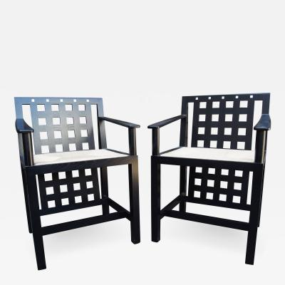 Charles Rennie Mackintosh DS3 Armchair by Charles Rennie Mackintosh