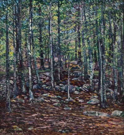 Charles Salis Kaelin Woodland