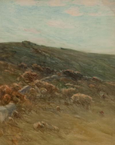 Charles Warren Eaton Jersey Hills